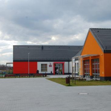 Szkoła w Dobrzykowicach