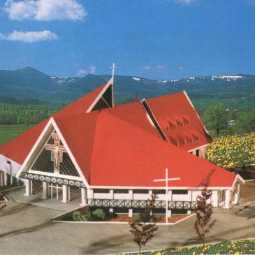 Kościół pw. Matki Boskiej Królowej Polski i św. Franciszka z Asyżu