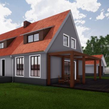 Rozbudowa domu rodzinnego